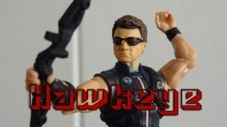 Hasbro The Avengers 4 inch Hawkeye Action Figure