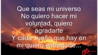Watch Jesus Adrian Romero Mi Universo video