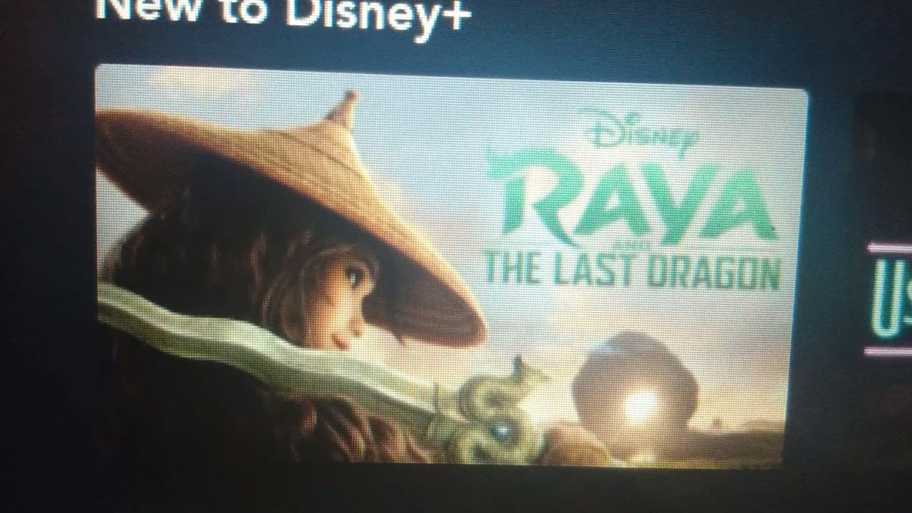 'Raya and the Last Dragon' Now Available to All Disney+ Subscribers