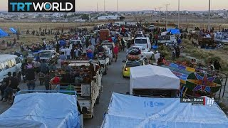 The War in Syria: Regime trying to reassert control in Daraa