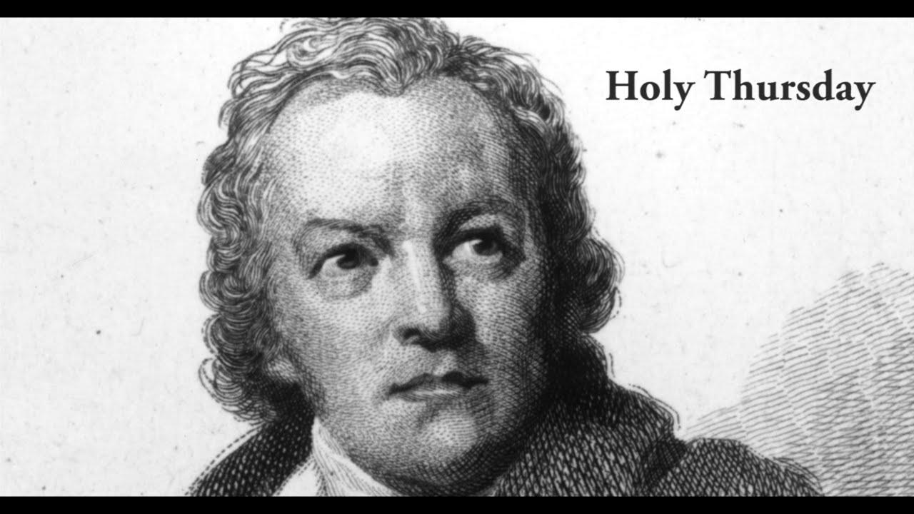 William Blake's 'Holy Thursday' - YouTube