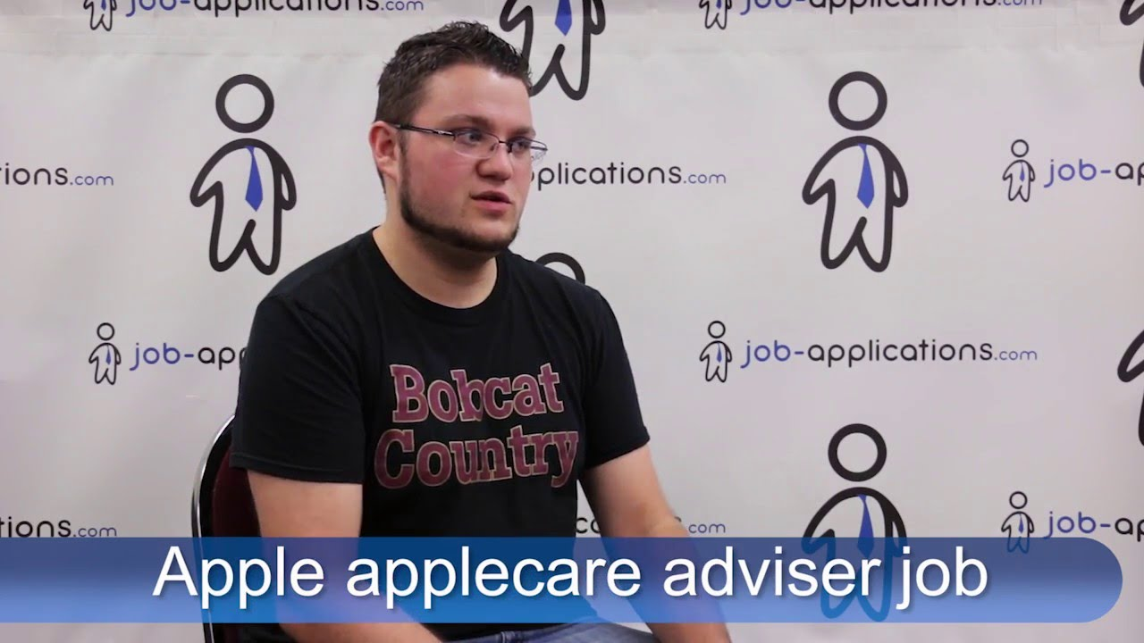 apple interview applecare adviser