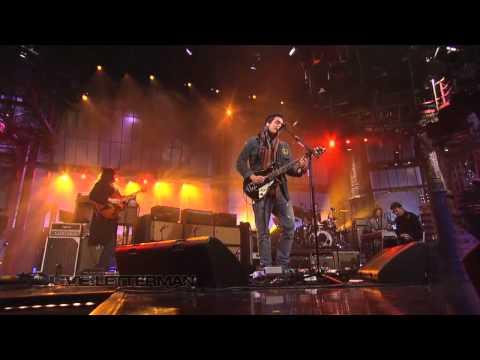 John Mayer Live on Letterman 08-19- [HD]