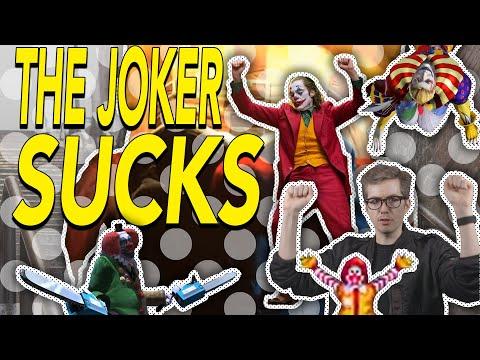 The Joker Sucks