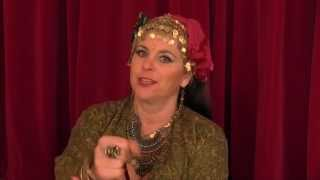 "Alexandra King on ""Interesting Facts About Belly Dancing"""