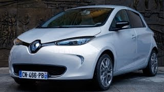 Der Renault Zoe im Test