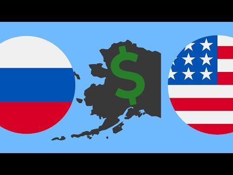 Почему Россия продала Аляску ?