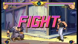 [TAS] Jojo's Bizarre Adventure: Heritage For The Future - Khan Arcade Mode (WIP)