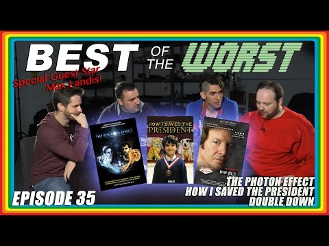 Best of the Worst: The Photon Effect, How I Saved the President, and Double Down