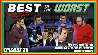 Video Best of the Worst: The Photon Effect, How I Saved the President, and Double Down download MP3, 3GP, MP4, WEBM, AVI, FLV November 2017