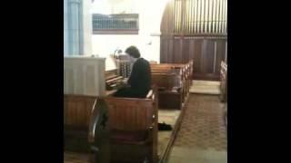 Improvisation on the Trevor Crowe/Conacher organ of Dromore Cathedral, Ireland YouTube Thumbnail