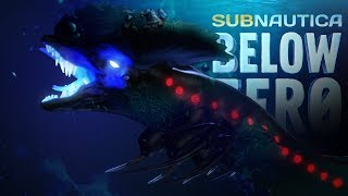 Subnautica Below Zero Shadow Leviathan In Game — Grabbers