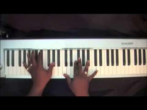 Because He Lives - Gospel Piano Lesson - Starling Jones,Jr.