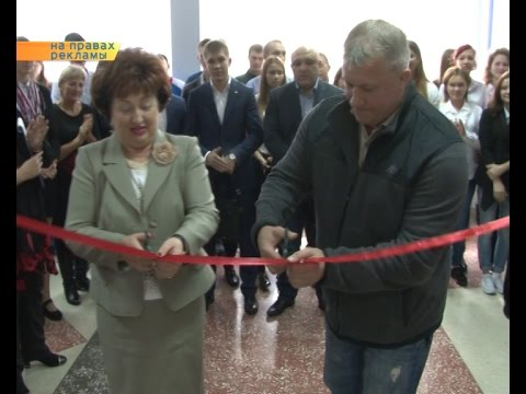 Торжественное открытие именной аудитории Федора Емельяненко в СОФ НИУ «БелГУ»