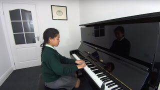Karina Portugal plays 'Chant' by Christopher Norton