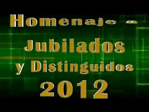 Homenaje A Maestros Jubilados Y Distinguidos 2012 By