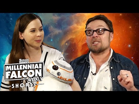 The BB-8 Theme Song (by Savage Garden's Darren Hayes) - Millennial Falcon