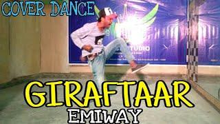 EMIWAY BANTAI - GIRAFTAAR | Cover Dance | A s Khan Dance Choreography