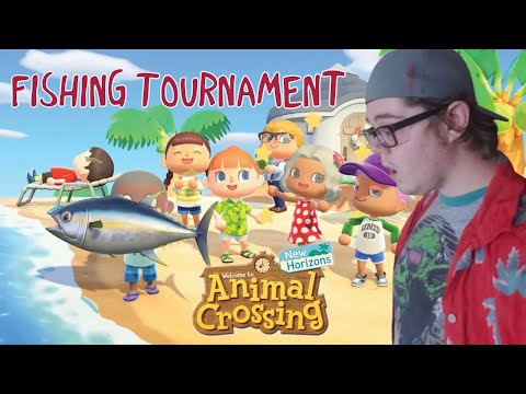 The Fishing Tournament Is TOO EASY | Animal Crossing: New Horizons