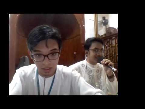 NUS Muslim Society Live Stream Ustaz Imran Angullia - 8 Advices from Imam Ghazali
