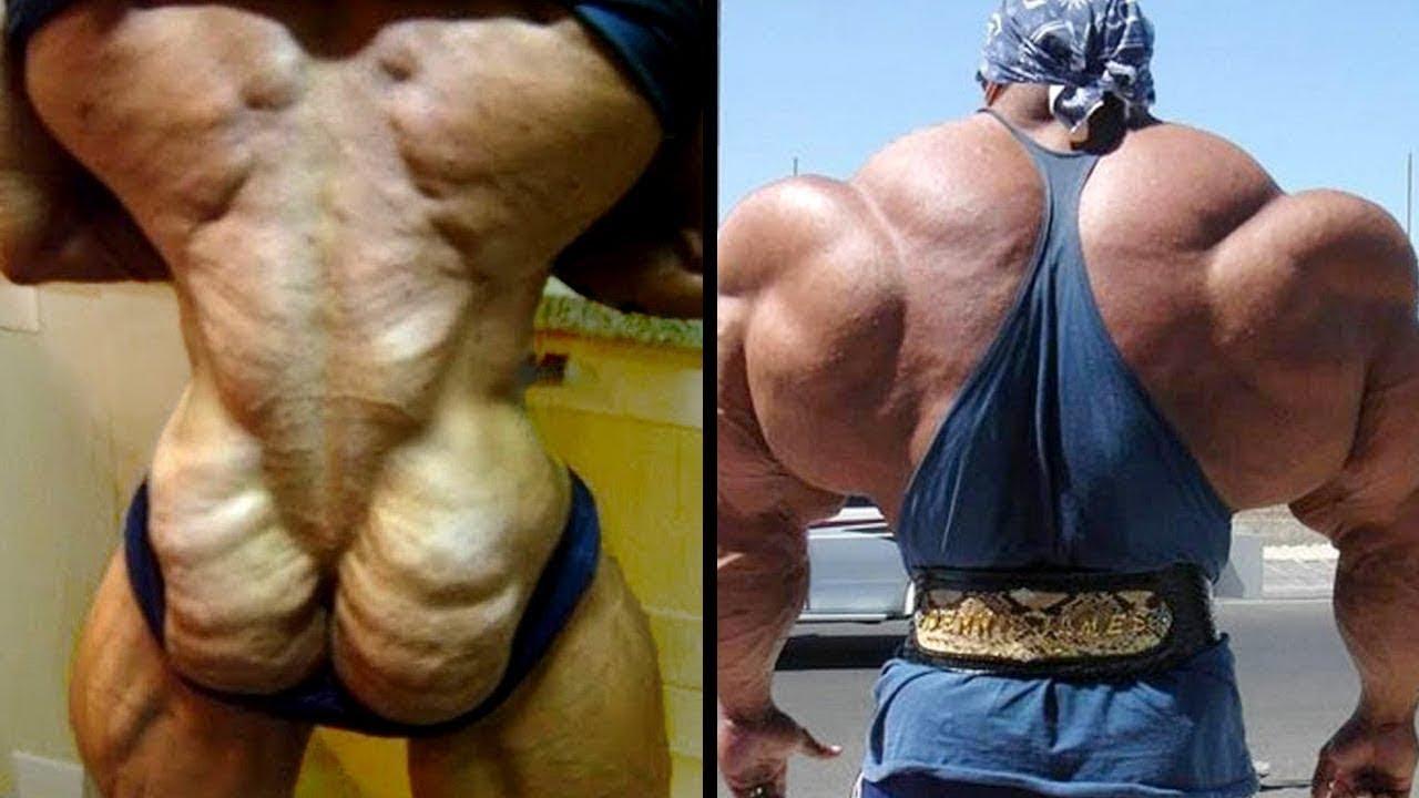 Atletas Con Los Musculos Más Impresionantes