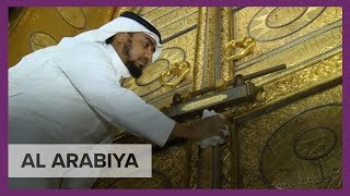 this is the way to beautify meccas grand mosque and the kaaba