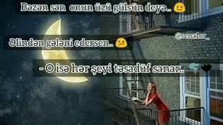 Whatsapp Ucun Maraqli Status video