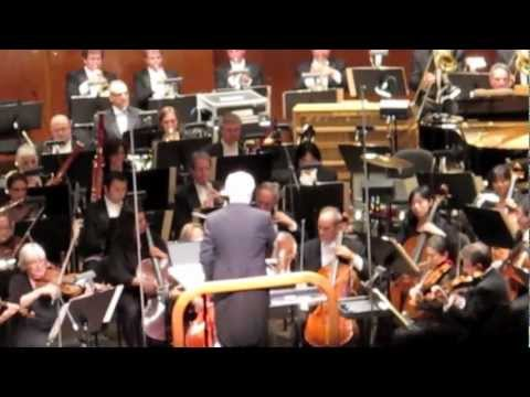 John Williams with the New York Philharmonic