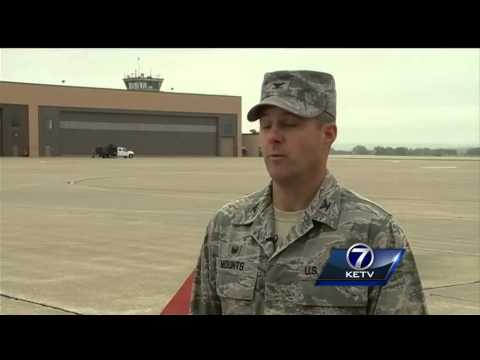 Only on 7: Transporting Ebola patient to Omaha hospital