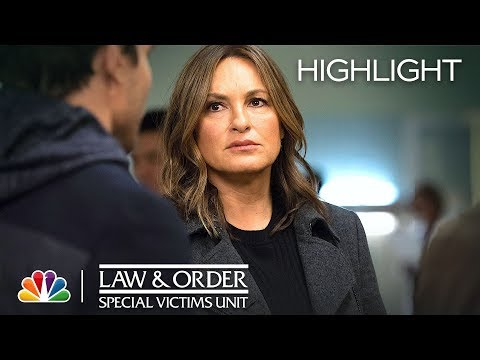 Benson Goes Rogue - Law & Order: SVU (Episode Highlight)