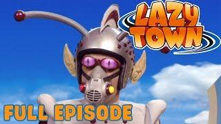 Lazy Town | Ziggy's Alien | Full Episode