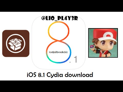 How to Jailbreak and install Cydia on iOS 8 - 8.1 (Windows)
