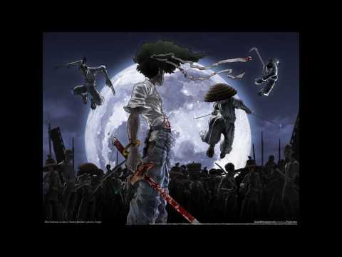 Exclusive Afro Samurai Game Soundtrack - Kimono Dance