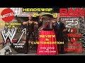 My WWE Figures:Kane Mattel Elite Series 47 B & Customization