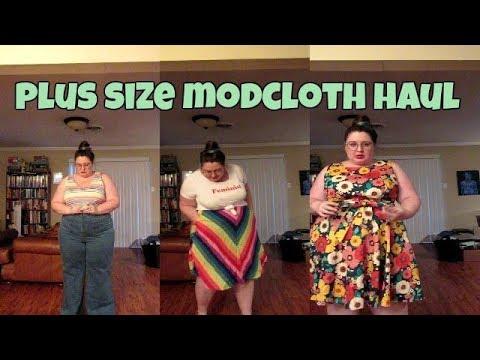 Plus Size Modcloth Haul