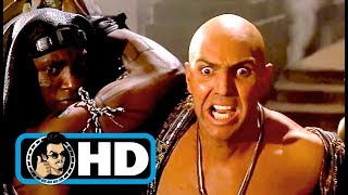 THE MUMMY (1999) Movie Clip - Imhotep's and Anck-Su-Namun's Curse  |FULL HD| Brendan Fraser