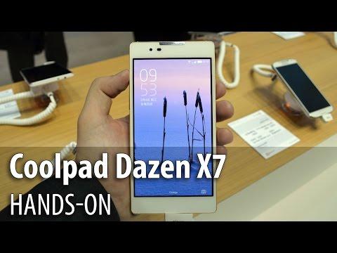 Coolpad Dazen X7 Hands-On în Limba Română #MWC2015 - Mobilissimo.ro