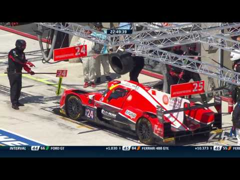 2017 24 Hours of Le Mans - Race hour 2 - REPLAY