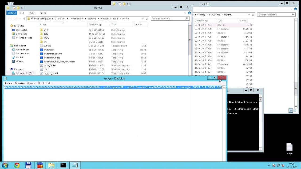 PS3 ODE error 8001003C fix by Half Dead