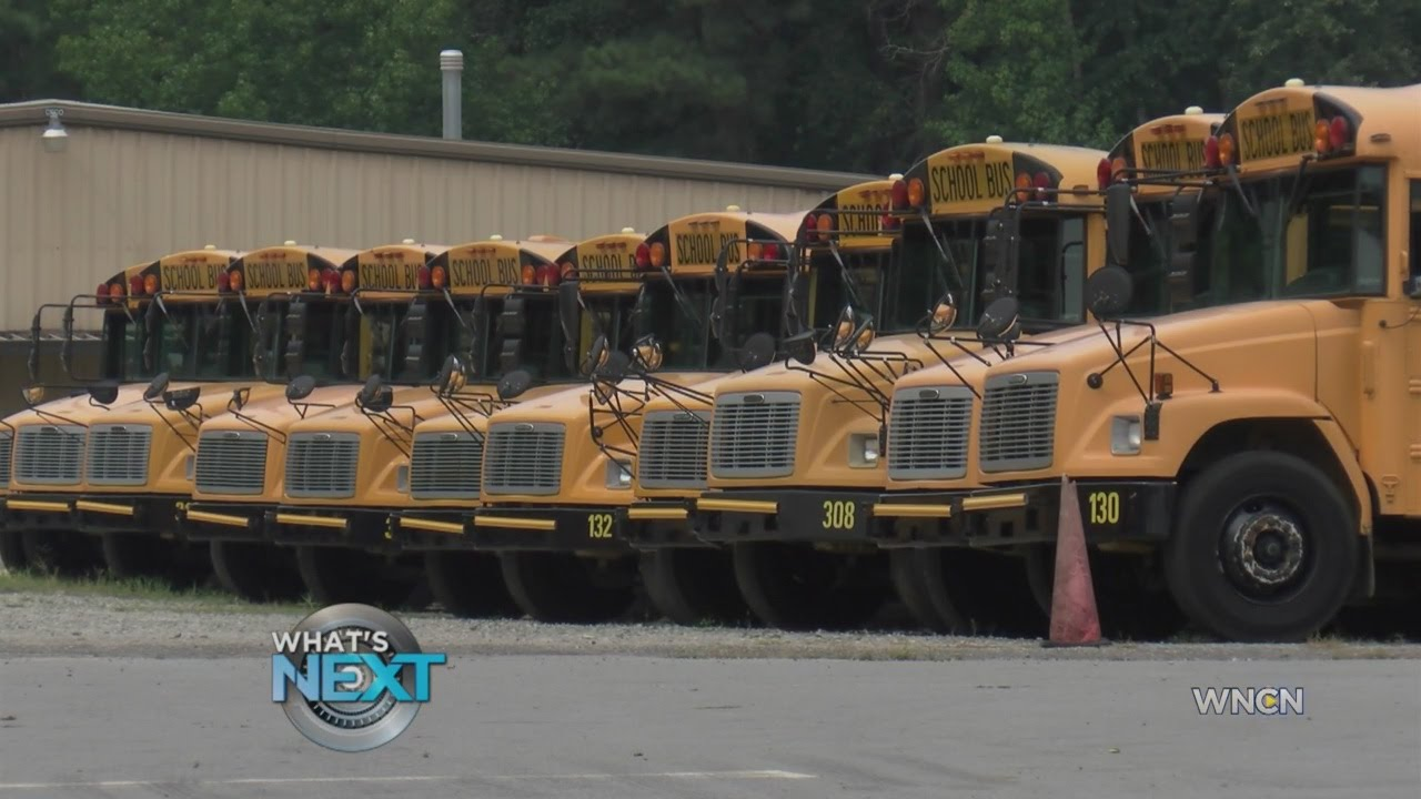 GPS tracking system connects Nash-Rocky Mount buses with parents