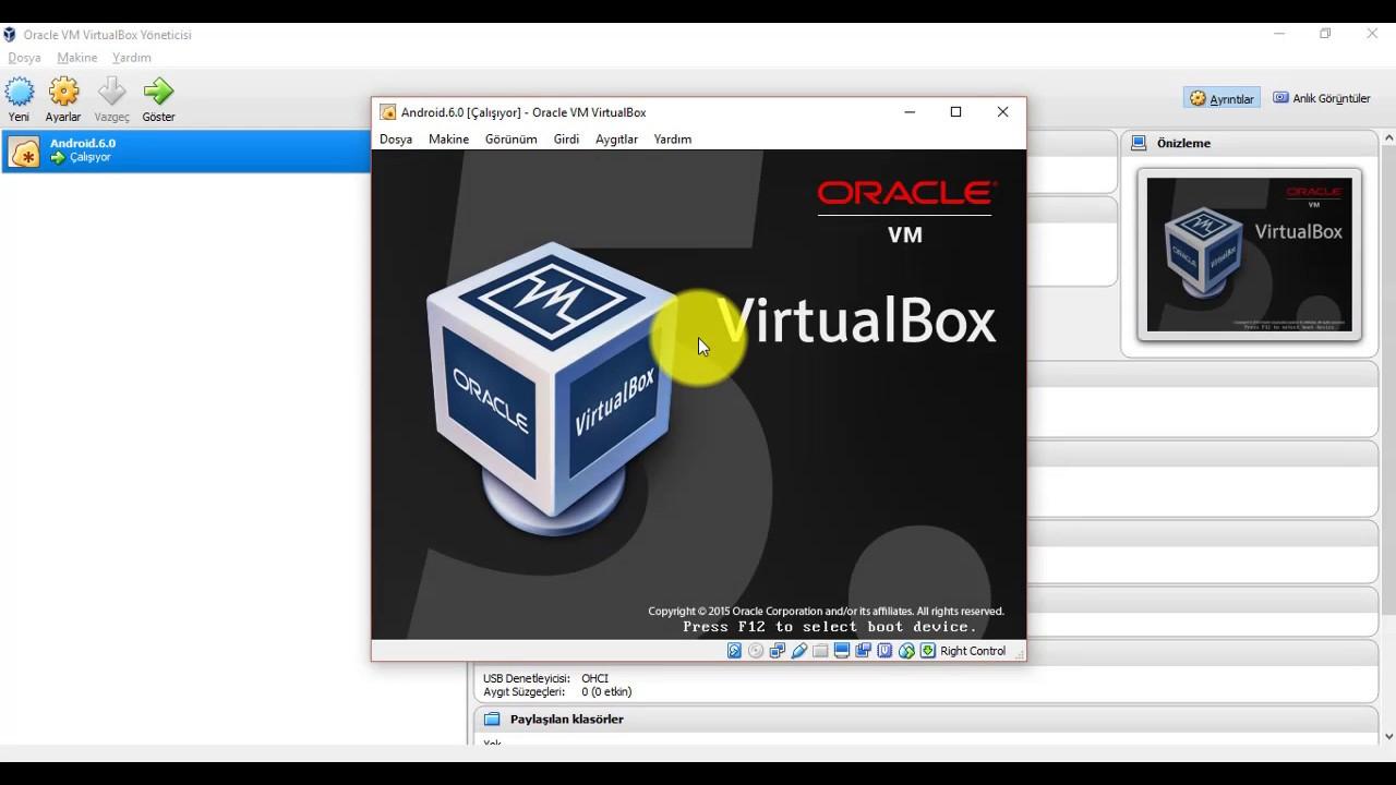 Resultado de imagen para VirtualBox 6