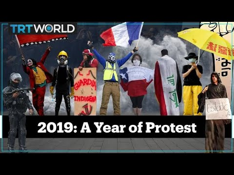 2019: A Year of Protest