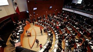 México: Senado aprueba por unanimidad la creación de la Guardia Nacional