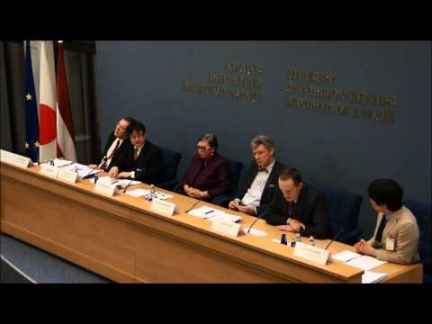 High Level Symposium on EU-Japan Cooperation: Common Challenges and Perspectives. Part 3