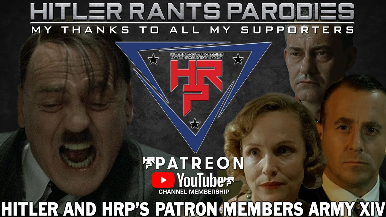 Hitler and HRP's Patron Army XIV