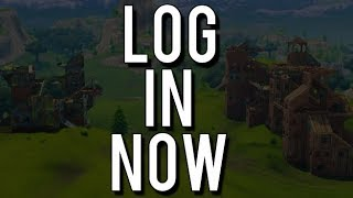 How to Get Through the Queue! (Fortnite Server Fixes) - Log In Problem