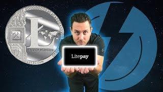 Litepay CEO Interview - Ken Asare - Pay With Litecoin - Some Big News!