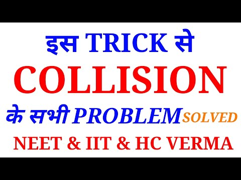 Collision trick for jee and neet