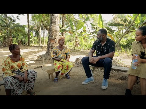 Sabrina and Idris Elba's trip to rural Sierra Leone to see how agriculture can transform Africa