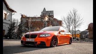 BMW F10 - Project - ABR